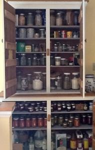 Claudia's pantry