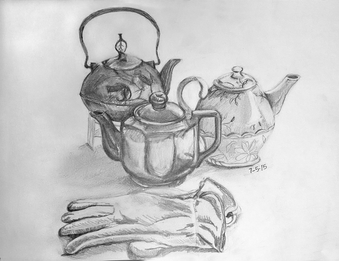 Teapots and Gloves